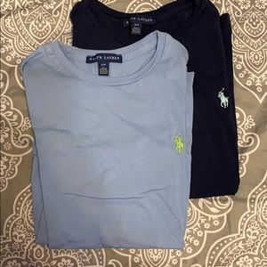 Polo Ralph Lauren T shirt Bundle